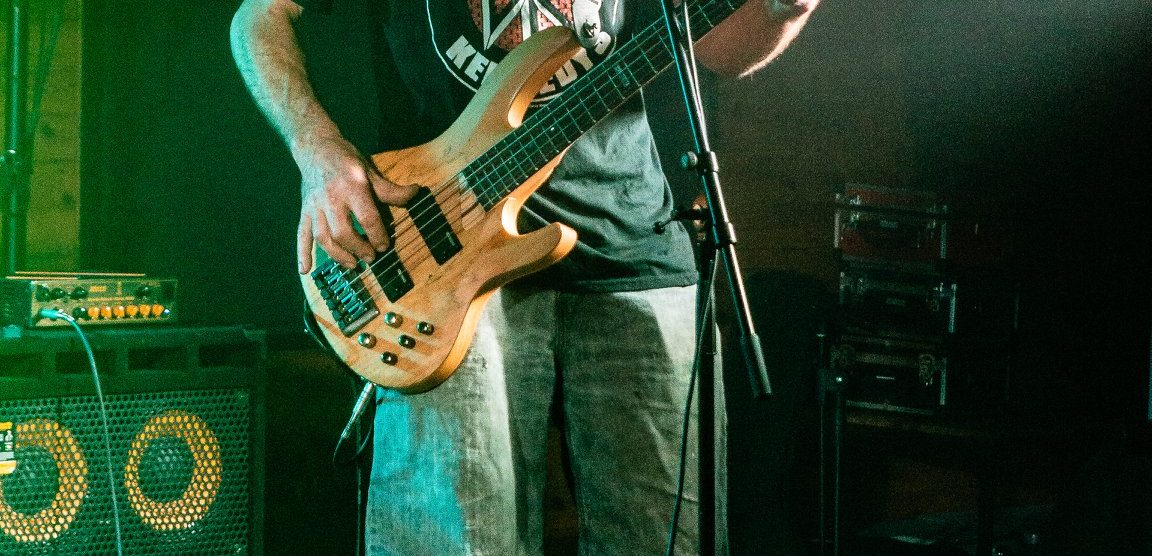 Bernard - Bass & Vocals