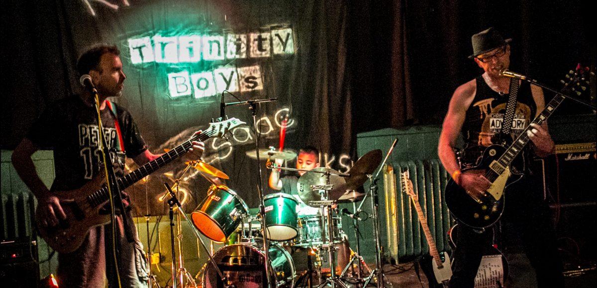 Trinity Boy Live